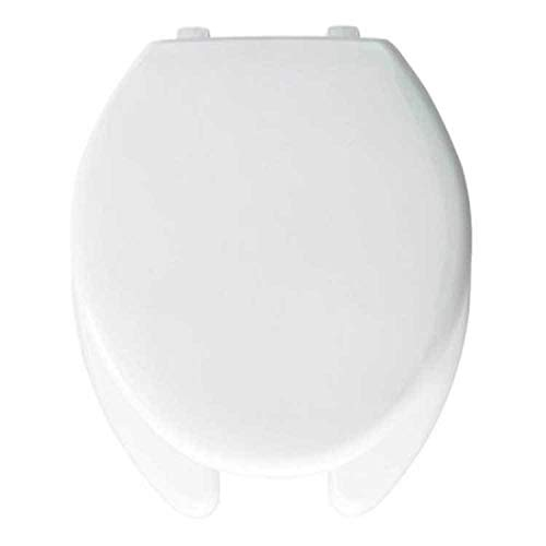 Bemis 293SS 000 Self-Sustaining Elongated Open Front Toilet