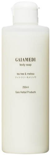 GAIA MEDI Body Soap Tea Tree&Melissa 250ml by GAIA NP