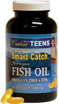 omega teen - Carlson for Teens Smart Catch Omega-3 180 Soft Gels