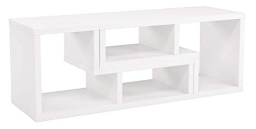 white profile shelf - 1