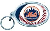 MLB 89442741 New York Mets Acrylic Carded Key Ring