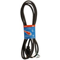 Coleman Cable 09709-88-08 16/3 9' SJTW Power Supply ()