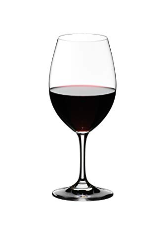 Merlot Red Wine - Riedel Ouverture Red Wine Glasses, Set of 2
