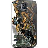 Bumblebee Transformers for Iphone and Samsung Galaxy Case - Bumblebee Iphone 4 Case