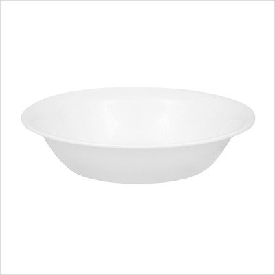 Corelle Vive 18-Ounce Soup/Cereal Bowl, Dazzling White