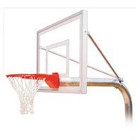 最初チームRuffneck iii-ext steel-acrylic in ground固定高さバスケットボールsystem44 ;ケリーグリーン B01HC0E164