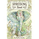 Raven Blackwood Imports Fortune Telling Tarot Cards Spiritsong Deck Animal Guides Between Spirt World by Paulina Cassidy