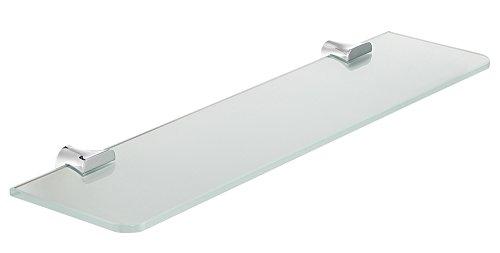 19.69'' Glass Shelf - Polished Chrome - Essence Series AC-AZ050 - ANZZI by ANZZI (Image #3)