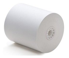 50 rolls- 3 1/8'' x 220' Thermal Paper by POS Paper
