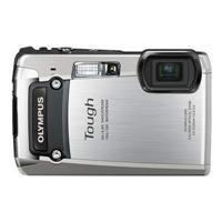 Cheap Olympus Digital Camera TG-820 Silver (Old Model)