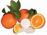 Citrus Deodorant Circles 5 Pack