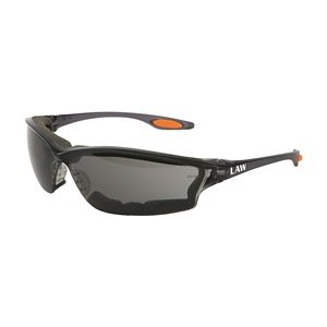 Safety Glasses, Gray, Antfg, Scrtch-Rsstnt