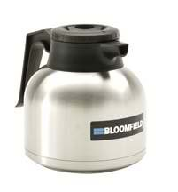Bloomfield 7885-THS Thermal Server, 64-Ounce Capacity, Hand Held Pour, Stainless Steel by Bloomfield