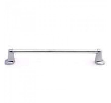MINTCRAFT Atlantis Towel Bar, 18-Inch, Chrome