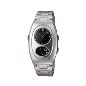 Casio Ladies Sheen Analog Digital Watch Model SHN-112-1CM