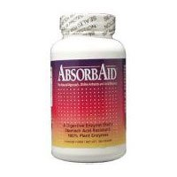 Absorbaid Digestive Enzyme Powder 100 gr ( Multi-Pack)