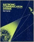 Electronic Communication Systems 9780070340541