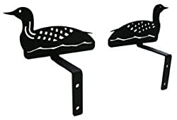 New - Loon Swags By Village Wrought Iron Inc