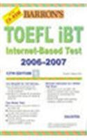 Toefl Ibt Internet Based Test 2006-2007 12e (cd)
