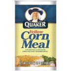 12 X Quaker Yellow Corn Meal 24 oz pack of 2