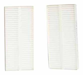 TYC 800044P2 Nissan Replacement Cabin Air Filter