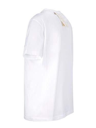Genius 80596008390x001 Moncler Cotone T Donna Bianco shirt UAnxw
