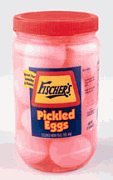 Fischer's Pickled Eggs 32 oz. (Pickled Eggs)