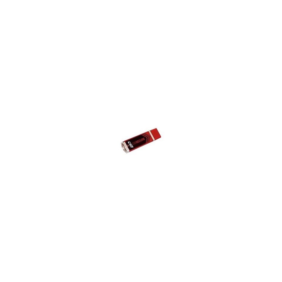 CMS CE Secure Flash Drive   USB flash drive   4 GB   USB 2.0 4GB 256BIT ENCRYPT FL DR DUAL PART HIPPA SOX CMPLT Manufacturer Part Number CE FLASH 4G