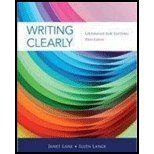 Writing Clearly - Editing Guide (3rd, 12) by Lane, Janet - Lange, Ellen [Paperback (2011)]