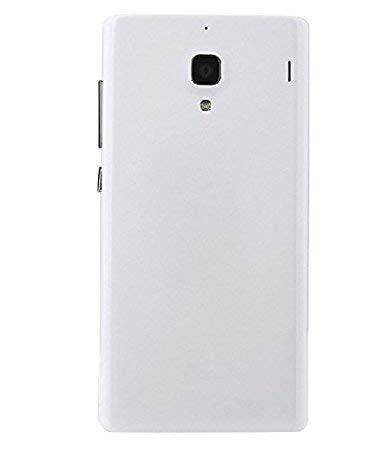 M Cart® Battery Back Panel Cover for Xiaomi Redmi 1S / Redmi Mi 1S Prime  White