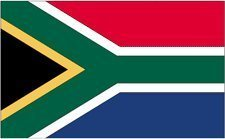 3x5' South Africa Nylon Flag by All Star Flags