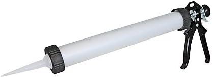 Pistolet à Cartouche Aluminium 300 600 ML Seringue en Silicone à à
