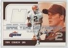 Tim Couch (Football Card) 2001 Fleer Game Time - Game Time Uniformity - The Tico Times