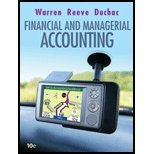 Bundle: Financial and Managerial Accounting, 10th + Aplia ITS Card, Full Volume Printed Access Card : Financial and Managerial Accounting, 10th + Aplia ITS Card, Full Volume Printed Access Card, Warren and Warren, Carl S., 0324804865