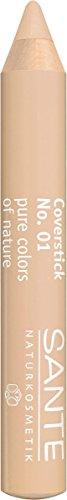 Sante Coverstick, Light, 2.0 Gram (Cosmetics Sante)