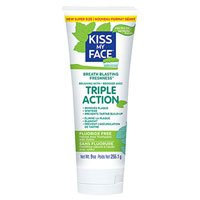 Kiss My Face Triple Action Gel Toothpaste Value Size