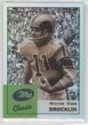 Norm Van Brocklin (Football Card) 2002 eTopps Classic - [Base] #ETC5