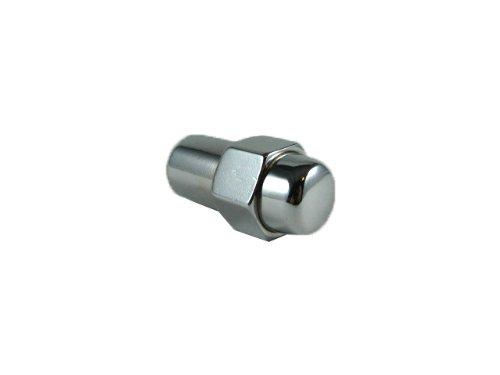 Cragar Standard Mag Lug Nut 14mmx1.5 with Duplex Washer Set of 20 Pcs
