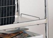 Charnstrom Extra Cart Shelf 40-Inch Long (S207)