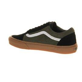 Vans - Zapatillas para hombre verde - Thyme Green Black Suede Gum Smu