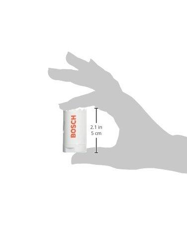Bosch 2608580396 Scie-tr/épan HSS bim/étal pour adaptateur standard 14 mm 9//16