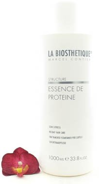 La Biosthetique Structure Essence de Protéine - Instant Hair Care 1000ml/33.8oz (Salon Size) by La Biosthetique