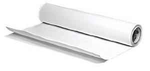CRL 4 Mil 12'' (305 mm) Wide White Sandblast Tape - 60' (18.3 m) Roll - 470K062