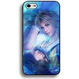 Romantic Dreaming Lovers Yuna TV Game Series Final Fantasy Phone Case Cover for Iphone 6 / 6s ( 4.7 Inch ) Funky Design