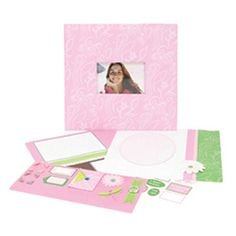 Scrapbook Complete ''She's All That'' for Girls