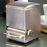 Stainless Steel Toothpick Dispenser (Stainless Steel Toothpick Dispenser by Restaurant Quality)
