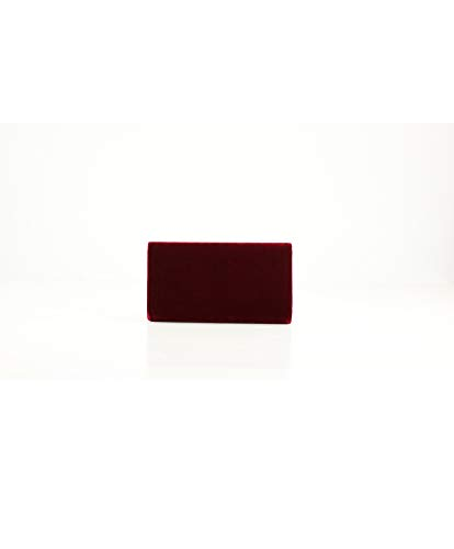 Rojo de Burdeos Glamour Eferri 5x16x30 para x Cartera Mano H cm L Mujer Tom x W AqSwT