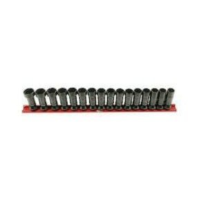 Mayhew Pro 66340 8.25 mm-12 mm 1/4-Inch Twist (Twist Socket Set)