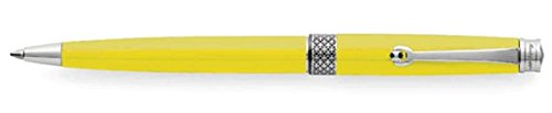 montegrappa-piacere-electric-yellow-ballpoint-pen