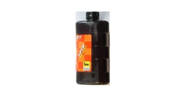 140191 aceite agip para motores 2T mezcla Universal Mineral LT.1: Amazon.es: Coche y moto